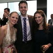 31 Brittany Koger, from left, Seth Hurwitz and Alex Penzell at the Opera in the Heights Gala June 2014