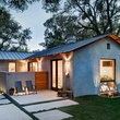 Houzz San Antonio home Outdoor Living House 334 Alamo Heights exterior front