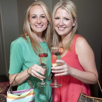 063_CAP honoree party, June 2012, Lanie Towsley, Kelley Oncale