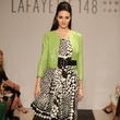 78, Dress for Dinner event, March 2013, model, runway