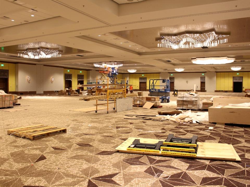 JW Marriott Austin Preview - Lone STar Ballroom - December 8 2014