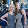 8 Cheree Boydstun, left, and Sally Lechin at the Latin Womens Initiative May 2014