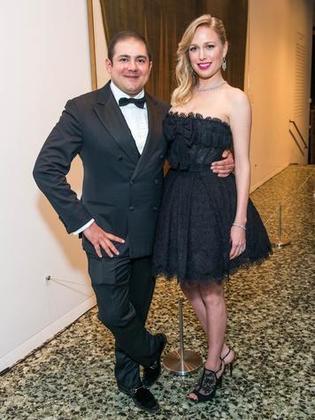 38 Phillip and Lori Sarofim at the MFAH Grand Gala October 2014