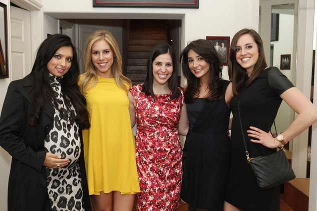 Payal Chana, Lauren Dupuis, Lindsey Fox, Hasti Taghi, Megan Coody, Leukemia & Lymphoma, March 2014