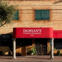 Damian's, February 2013, exterior
