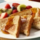 Cinnamon roll French toast at Restaurant Ava in Rockwall