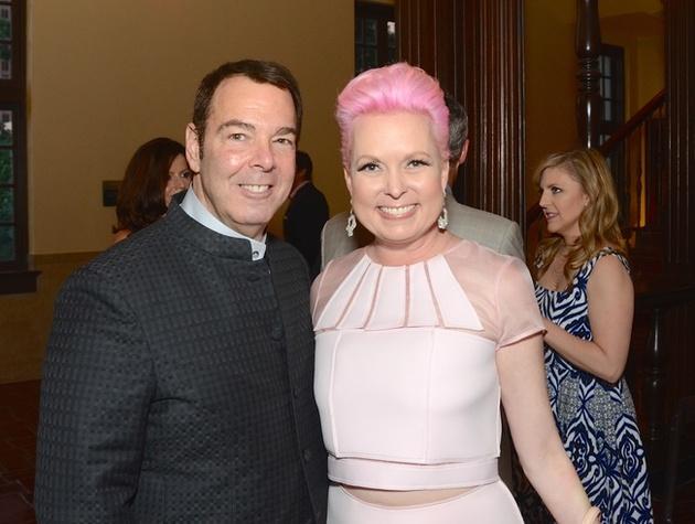 Heart of Fashion, Peter Martino, Vivian Wise