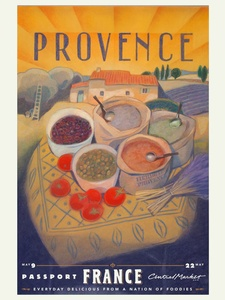 News_Central Market_Passport to France_May 2012_poster