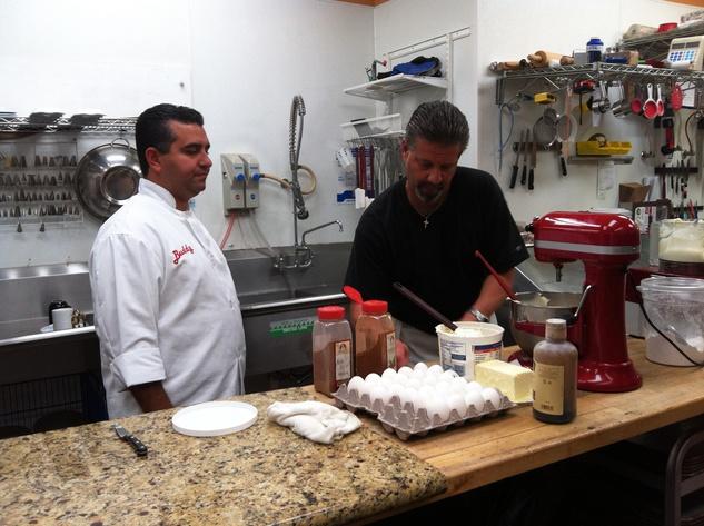 Drew's Pastry Place on Bakery Boss January 2014 Drew's-Buddy-Kitchen w_Drew