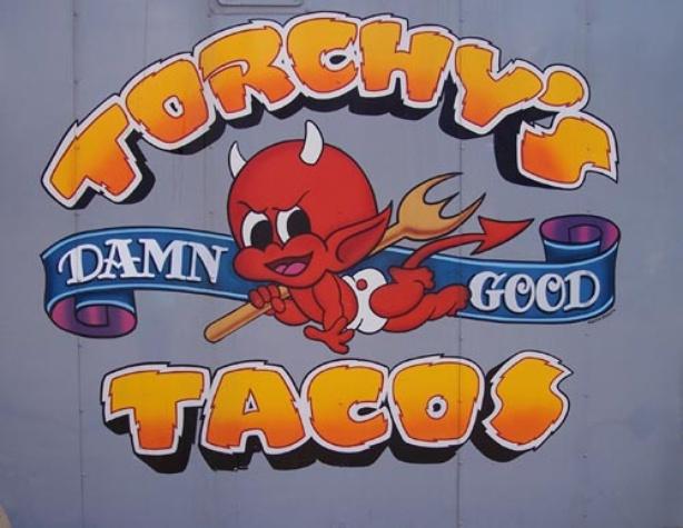 Torchys tacos logo