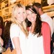 Geri Parris, Megan Shaffer at Steven Alan store opening in Dallas