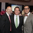 42 Legacy Luncheon September 3013 Clifford Pugh, Rob Rutherford, Ceron