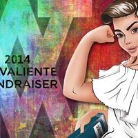 "Voices Breaking Boundaries' 2014 Fundraiser ""La Valiente 2014: Writers Who Persevere"""