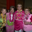 4 Evelyn Leightman, from left, Sandy Harris, Tami Crosby and Phyllis Ullman at the Flock and Flamingle event September 2014