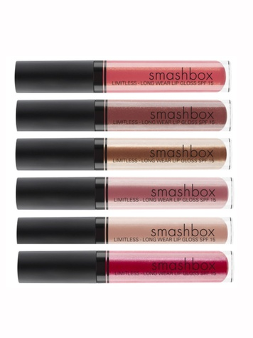 Shelby, makeup, August 2012, Smashbox Limitless Long-lasting lip gloss, lipstick