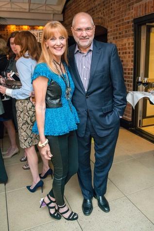 News, Shelby, Houston Cinema Arts Festival launch, Oct. 2014, Gracie Cavnar, Bob Cavnar