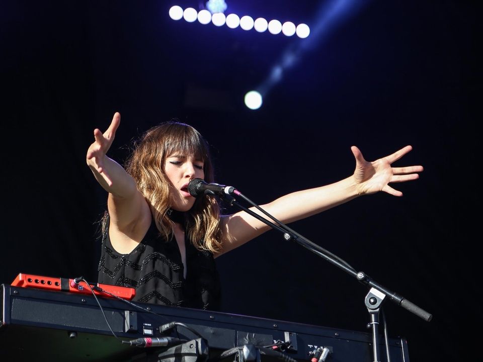 Austin City Limits Festival 2016 Weekend Two Oh Wonder