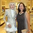 Erin Mathews, Cindy turner, CCB 10 Best Dressed Luncheon