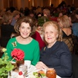 11 Jeanie Kilroy Wilson, left, and Clare Glassell at the HARC Luncheon March 2015
