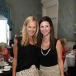9 Haley Urquhart, left, and Ede Booth at the Junior League Fall Luncheon September 2014