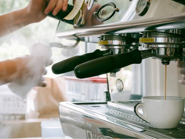 Alta's Cafe espresso