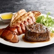 Houston_Mortons Steakhouse_filet mignon and lobster tail_Dec 2016
