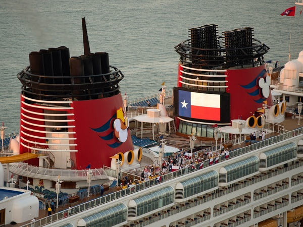 Disney Magic, cruise ship, Galveston