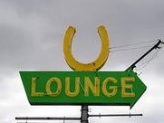 Austin photo: Places_Music_Horseshoe Lounge_Sign
