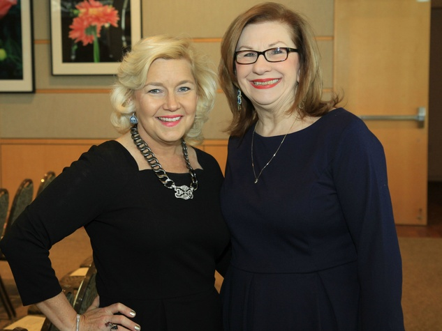 Marena Gault, Sharon Popham, Founder's Award