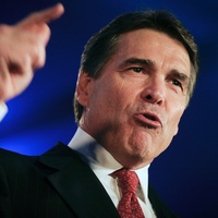 Rick Perry, serious