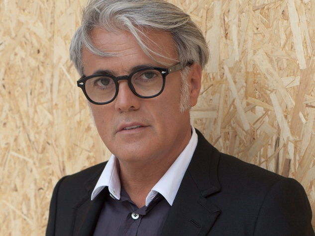 Giuseppe Zanotti designer head shot