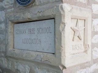 German Free School Building