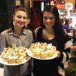 Drew's Pastry Place on Bakery Boss January 2014 Lauren Lothringer, left, and Taylor Rogers