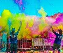 Color Fun Fest 5k Carnival