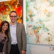 News, Shelby, Muir Gallery mural party, July 2015, Karuna Rajanayakam, PeterLeach