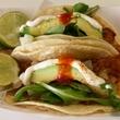 Tila's snapper taco