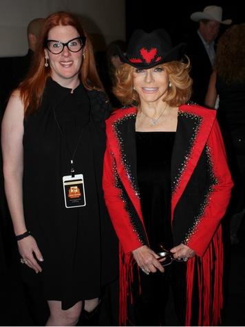 Anne Stodghill, Ann-Margret, john Wayne Film Festival