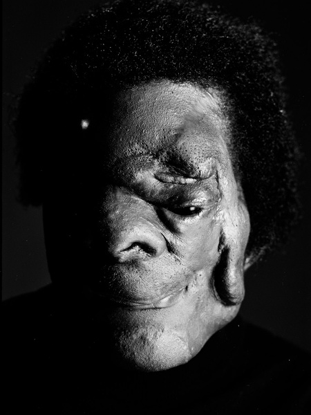 News_Greg Gorman_Reggie Bibbs_Los Angeles_1995