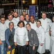 Houston, Domestic Violence Awareness Month event, October 2015, chefs
