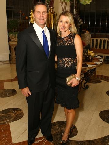 John and Lisa Rocchio, TACA 2014