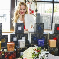 31 Petra Nemcova at the Petra Nemcova luncheon December 2013