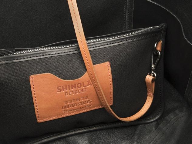 Shinola Plano handbag