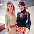 Sandi Ramirez and Karina Barbieri Houston Ballet Ballet Barre