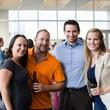 News, Shelby, Texas Freedom Run, Tina Mikulenka, Jay Mikulenka, David Carter and Amanda  Garcia, July 2014