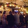 Eight Row Flint Pappy Van Winkle tasting crowded bar