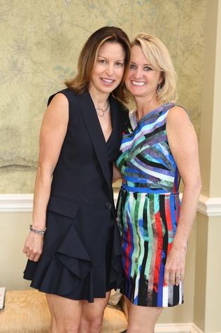 Friends of Nursing, April 2016, Tracy Levit Larner, Kelly Larkin