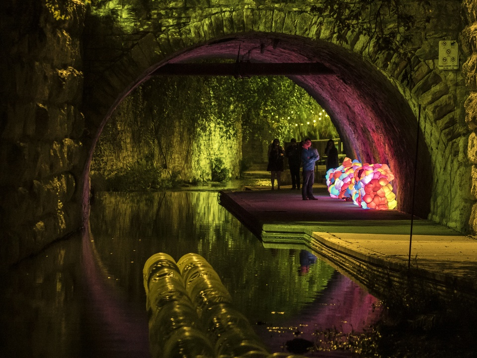 Waller Creek Show 2016 Nimbus Cloud by Animalis