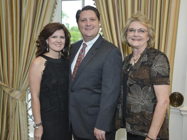 0005, Woodrow Wilson Awards dinner, March 2013, Heather Enright, Chris Enright, Linda Braswell