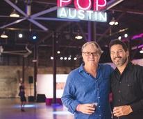 Pop Austin International Art Show 2016 Shane Guffogg Bale Creek Allen