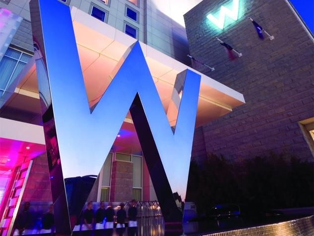 W Dallas Victory Hotel in Dallas